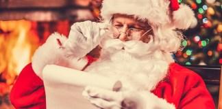 Noël-et-le-père-Noël