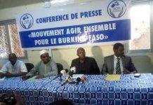Burkina-election-2020-Kadré-désiré-ouédraogo-Agir-ensemble