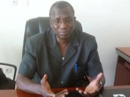 de Mamadou Honadia, Chargé de mission auprès du ministre de l'environnement