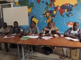 Protection –de- l-environnement-les- acteurs –du- Burkina –et- du- Ghana- se -concertent –à- Pô