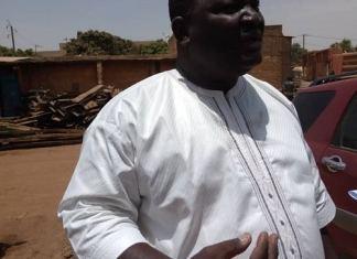 COVID-19-Burkina-Taximen-mécontent