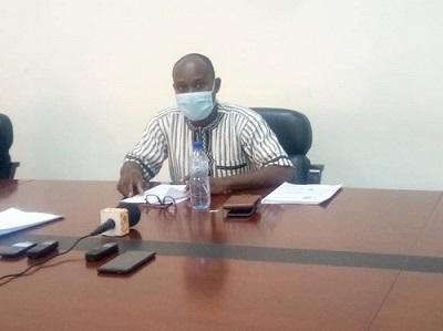 Burkina Faso-il –faut- une- loi -d'urgence- qui -englobe -toutes -les –situations- de- crise- Dr- Antoine -KABORE