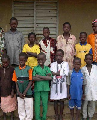Burkina-30- ans –dans- la –lutte- pour- le- droit- de- l-enfant