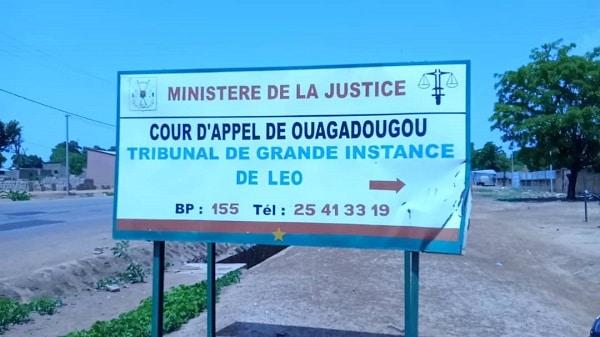 TGI-de- Léo- 60- mois –d-emprisonnement -pour –enlèvement- et viol- de -mineure