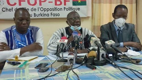 Politique-Armand -Béouindé – dans- le –viseur- de- l-opposition municipale