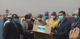 Lutte-contre –la- Covid-19 -au -Burkina Faso- le- royaume- du- Maroc- vient- en- appui