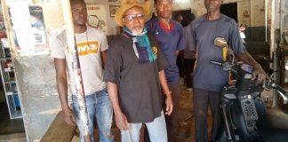 Bobo-Dioulasso- un -mécanicien -retraité -de -la –CFAO- se -fait -une –autre- place- au- soleil