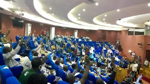 Assemblée –Nationale- le -projet –de- loi- portant -modification -du -code -électoral -adopté