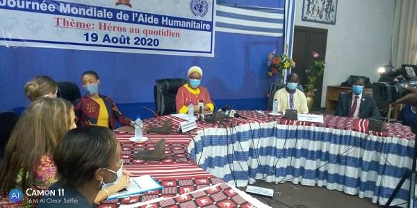 Journéé- mondiale –de- l-aide –humanitaire- le –BF- célèbre- ses -héros