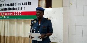 le colonel-major (CLM), Théodore Naba Palé. Son exposé s'est étalé sur la présentation de la PSN.  A l'écouter, la PSN est définit comme étant la formalisation de la conception qu'un Etat se fait sur les grandes orientations de sa sécurité nationale.