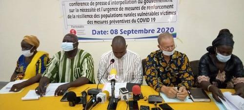 Impact-Covid-19 –dans-le -secteur –agricole-la –perte- subie- s'élève -à -18 900 000 000 FCFA