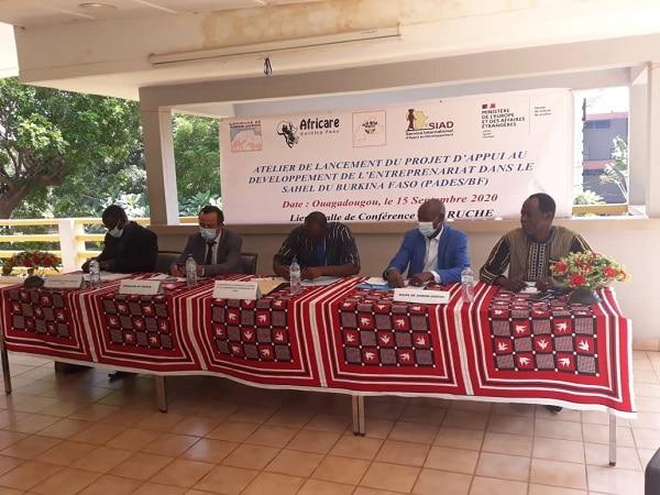 Gorom-Gorom – UCEC Sahel – Africare BF – SIAD
