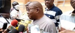 Relance -économique –post- Covid-19 -au –Burkina- Faso-le –HCDS- veut -passer –par- le -dialogue