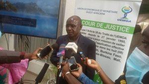 Cour -de –justice- UEMOA- la- rentrée –judiciaire- 2020-2021 –a- ouvert- ses- portes