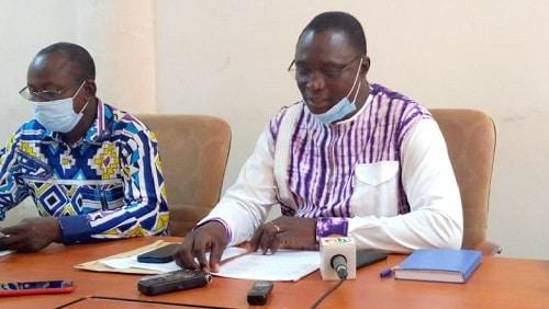 Education- une -année –scolaire- apaisée -dépendra -du gouvernement-Siaka- TRAORÉ-coordonnateur –de- la -CNSE