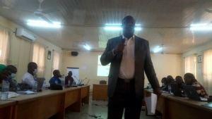 Réduction –des- inégalités –au- Burkina- Faso – des- journalistes -outillés