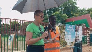 Le- Burkina -Faso -et - le -Cuba –rendent- Hommage- à- Thomas- Sankara –et- à –CHE- Guevara