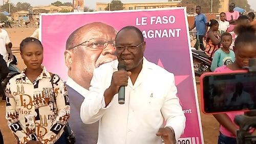 Présidentielle-2020- la- réconciliation- le- cheval -de –bataille- d-Ablassé- Ouédraogo