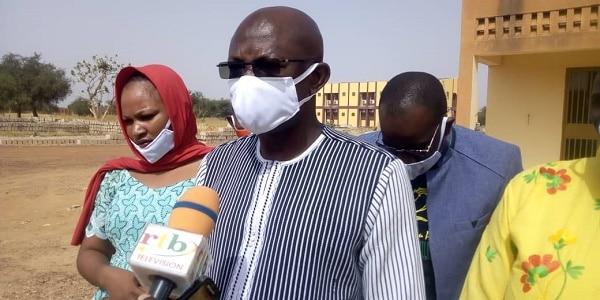 M. Cissé a soutenu que ces jeunes ont bénéficié des rencontres B to B avec les autorités régionales