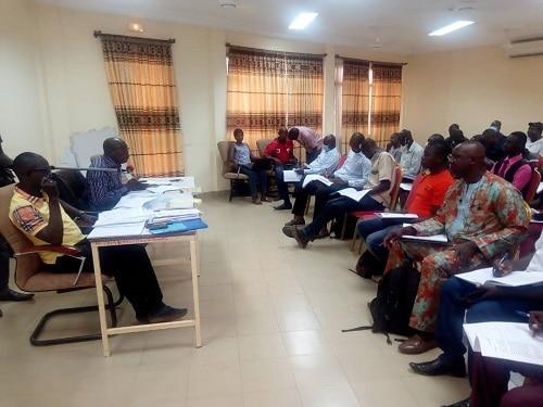 Gaoua : la CENI outille les formateurs- des- membres -de- bureaux- de –vote
