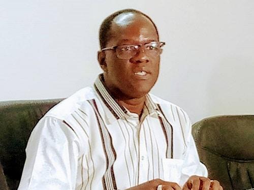 Je - à -offrir –de- l'eau- potable- sans -corvée –et- un –cadre- de- vie –assaini- à -tous –les- burkinabè - Gilbert –Noël- OUEDRAOGO