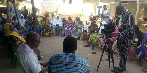 Présidentielle- 2020 - Je –suis- le -candidat –des- sans -voix -Claude –Aimé- Tassembedo- à- Dori