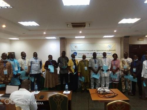 Journées -institutionnelles –de- la -qualité –elles- se -tiennent –à- Ouagadougou- du -12 –au- 13 -novembre