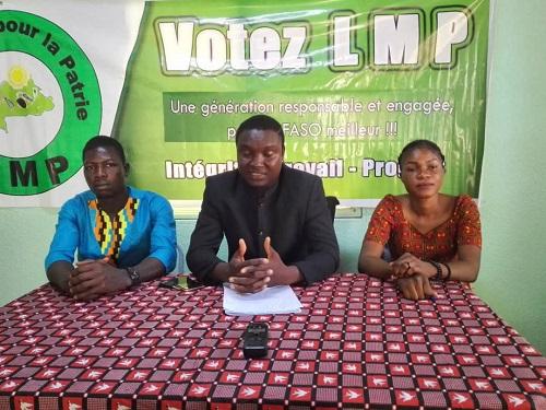 Elections-législatives- la -marche –pour- la -patrie -dresse -un –bilan- reluisant- de -sa -participation