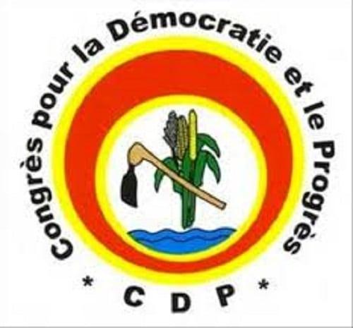 Le- CDP –mise- sur- le- CD- de –la- Réconciliation