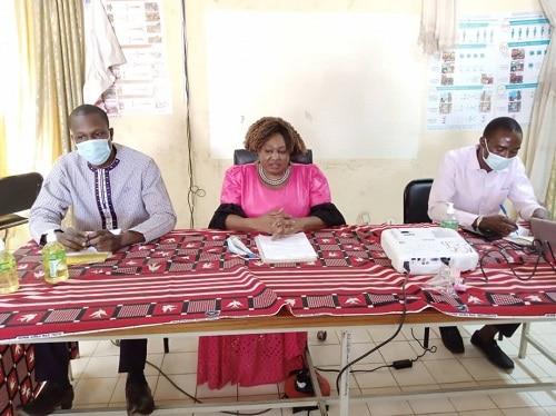 Cadre -de –concertation- provincial- du -Bazèga –les- actions- de développement- des- ONG- au –menu- des -échanges