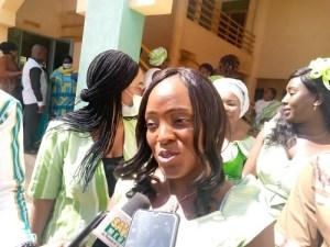 Société- l-association- valeureuses- femmes -du –Faso- lance –ses- activités