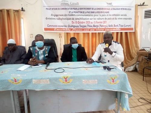 Loroum – la- radio –la- voix -du -Paysan -entend -renforcer -la –cohésion- sociale