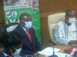 Ministère -de –la- santé –Pr- Charlemagne- Ouédraogo- officiellement -installé