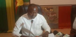 Ministère –des- ressources- animales- Modeste- Yerbanga- installé –dans- son- nouveau -poste