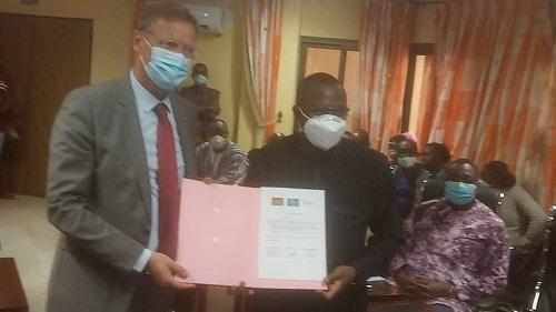 Burkina- Faso-l-UE –finance-deux-projets –à- hauteur –de- 38 -millions –d-euros