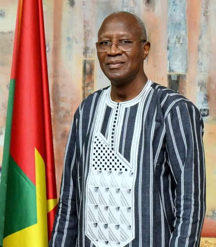 Burkina-premier-ministre-Christophe-Dabiré
