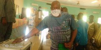 Diébougou-l-OCADES- lance –la- collecte- de- fonds –catholique- de –solidarité- Alfred -Diban