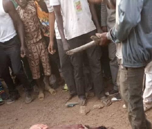 Insécurité- deux –présumés- voleurs- lynchés- à- Guélwongo