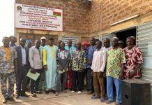 Houndé –UCAPAD- lance- sa –campagne- d'alphabétisation/formation- 2020-2021 à Founzan