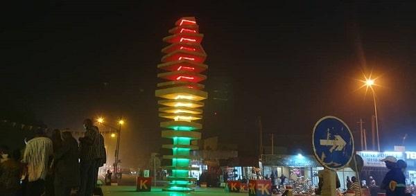 Ouagadougou-rond-point-place-architecte-inauguré