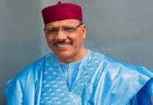 Présidentielle- Niger -2021- Bazoum-le –dauphin- rose- auréolé !