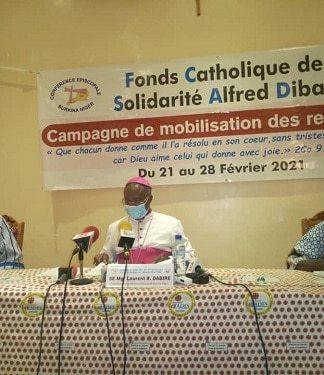 Soutien –aux- personnes- vulnérables-l-Eglise-Catholique-communique –davantage- sur- le -Fonds –Alfred- Diban