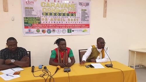 14ème- édition- d-Oskimo -Tour – Dédougou- abritera- le –coup- d-envoi -le -2 -avril
