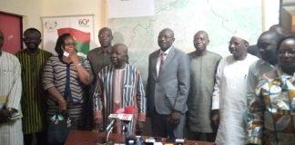 Comité -du -dialogue -politique - une –nouvelle- équipe- aux -commandes