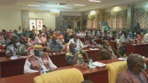 Lutte –contre- la- pauvreté- l'Association- Burkinabè- de –Fundraising- lance- son- programme- quinquennal- Giving- for- Change