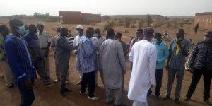 Promotion- du -vivre -ensemble –au- Sahel -le –gouverneur- Salfo –Kaboré- à -Bani