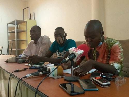 Burkina Faso- les -agents -de –santé- à- base- communautaire- demandent- de -meilleures -conditions --de travail