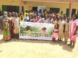 Santé –sexuelle- et -reproductive –FESAD- sensibilise -des -élèves -à -Saaba