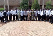 Gaoua -le –CIL- sensibilise- des- jeunes –sur- l'utilisation –des- réseaux- sociaux