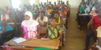 Entrepreneuriat-plus –d-une –centaine- d-élèves -bénéficient –d-une -formation –en- aviculture